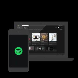 Spotify on any device